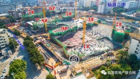 盘点:11月仙游主要热点楼盘最新动态一览