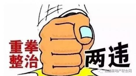 """仙游40宗""""两违""""名单公布 涉及地产公司等"""